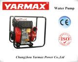 Yarmax pompe à eau diesel de fer de moulage de 3 pouces
