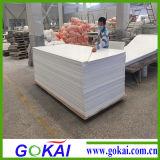 Folha branca da espuma do PVC de Matt com tamanho de 1220*2440mm