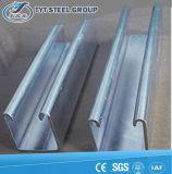 지원과 짜맞추는 일을%s 얇은 벽 C 단면도 Structional 강철 채널