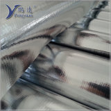 Tissu d'aluminium isolé couverture thermique