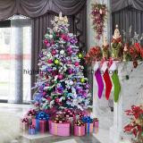 Arbre de Noël avec décoration