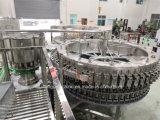 Machine d'étanchéité de remplissage PET Washine les boîtes de conserve pour les boissons gazeuses
