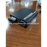 10/100Base-TX Two-Fiber 1310/1550 Single-Fiber WDM et convertisseurs de support