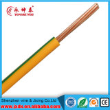 fio flexível de 300/500V 450/750V com condutor de cobre