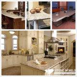 Parte superior Polished da vaidade do granito do projeto moderno para a cozinha (SV002)