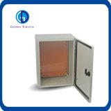 Cerco impermeável do metal da porta IP66 de Gme caixa de distribuição elétrica ao ar livre do único