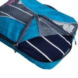 [6بكس] ضغطة حقيبة منظّم سفر حقيبة محدّد تعليب مكعّب