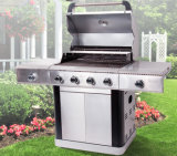 CSA ha certificato il barbecue della griglia del BBQ del gas dei 4+2 bruciatori