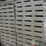 De lichtgewicht Raad van de Sandwich van de Thermische Isolatie Pu van het Cement van de Vezel