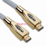Câble à grande vitesse de la version 1080P/4k HDMI de la qualité 2.0/1.4