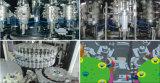 Máquina rotatoria de alta tecnología de alto rendimiento del moldeo por insuflación de aire comprimido del estiramiento Dmk-R12