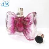 広告P208特別なペット装飾的な蝶ガラスビン50ml