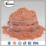 Calidad cosmética del óxido del cromo verde