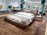 現代熱い販売の背皮の柔らかいベッド(SBT-36)