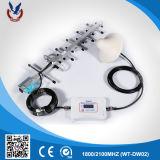 Sinal de banda dupla 1800/2100MHz amplificador de sinal Repetidor para Home Office