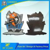 ロゴデザインの専門家によってカスタマイズされる柔らかいPVCゴム製冷却装置磁石