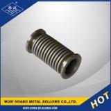 Bramido acanalado del tubo del acero inoxidable de Yangbo para el extractor