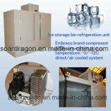 Eis-Beutel-Voorratsbehälter-Gefriermaschine