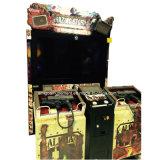 Strumentazione dell'interno di intrattenimento di Gunblade della fucilazione del video gioco di simulazione