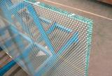 새로운 디자인 점에 의하여 부드럽게 하는 박판으로 만들어진 안전 유리 지면