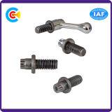 철도 브리지를 위한 DIN/ANSI/BS/JIS Carbon-Steel 또는 Stainless-Steel 4.8/8.8/10.9 직류 전기를 통한 손잡이 나사