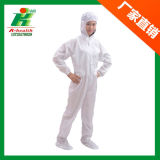 Противостатическая одежда одежды Coverall для работника Cleanroom