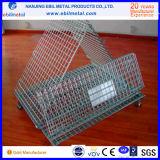 Grandes recipientes Stackable industriais do engranzamento de fio do armazenamento