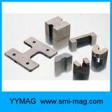 Aimants concaves permanents intenses pour l'usage industriel
