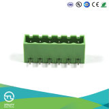PWB Terminal Block Pitch 5.08mm MB2.5/Vc5.08 Male Connector