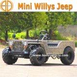 O bode Quanlity certo de novo para as crianças 110cc/150cc Willys Mini Willys Jeep 4 Wheeler motociclo para venda