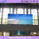 Panneau d'écran de coulage sous pression polychrome de location d'intérieur/extérieur de panneau d'Afficheur LED pour annoncer (P3.91, P4.81, P5.68, P6.25)