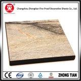 La piedra colorea el laminado compacto para la partición del tocador