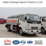 camion del serbatoio di combustibile dell'euro 4 di 5cbm Dongfeng