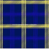 100%Polyester голубой Tartan Pigment&Disperse напечатал ткань для комплекта постельных принадлежностей