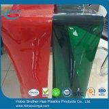 400mm Breiten-haltbares Tageslicht-flexibler weicher Plastikschweißens-Bildschirm-Tür-Streifen