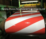 China PPGI bobinas de acero de color bajo precio