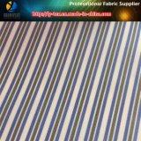 Покрашенная пряжей ткань нашивки, ткань тканья полиэфира сплетенная Twill для подкладки (S48.49)