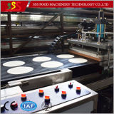 Linea di produzione della torta della mano di alta qualità linea di produzione del pancake di Kubba del grafico a torta dell'uovo fornitore