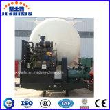 Jushixin 50 Cbm 3 de Tanker van het Poeder van de Bloem van de As
