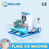8000kg de copos de alta calidad de la máquina de hielo para fines comerciales (KP80)