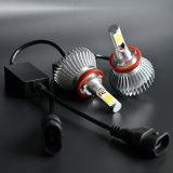 Farol mais barato do carro do diodo emissor de luz da ESPIGA do girassol H8 do farol do diodo emissor de luz