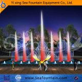 Plusieurs types de lumière LED extérieur décoratif Fontaine de la musique
