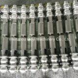 Санитарные пневматические клапаны расхода отвода с головки блока управления