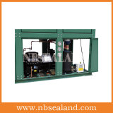 De alta potencia de unidad de condensación para cámara frigorífica