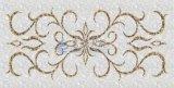高品質のベニヤの真珠色のシェルのモザイク壁のタイル