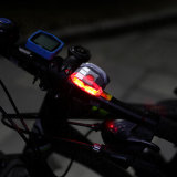 싼 가격 최고 밝은 빨강 LED 자전거 빛