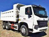 Используемый Tipper 6X4 тележки сброса колес 336HP HOWO 10 с хорошим состоянием для Африки