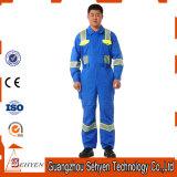 Kohlengrube-industrielle Sicherheits-flammhemmender Arbeitskleidungs-Overall