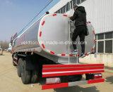 Dongfeng 20のクリーンウォーターの供給のための000literステンレス鋼のタンク車