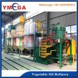 Ligne automatique avancée de raffinage d'huile de table de modèle de nouveau produit de Yearmega